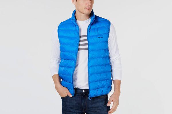 Barbour Bretby Quilted Full-Zip Gilet Vest