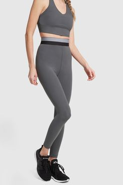G. Sport High-Waisted Crop Leggings with Pocket