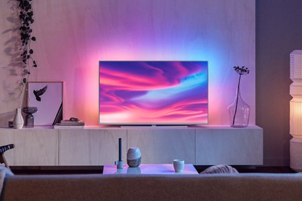 Philips 43-Inch 4K Android Smart TV