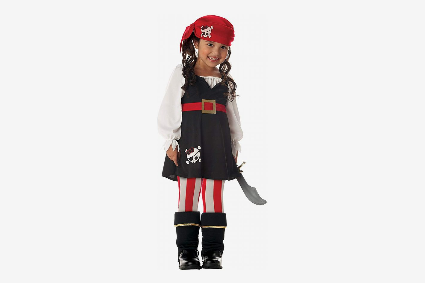 California Costumes Precious Lil' Pirate Toddler Costume