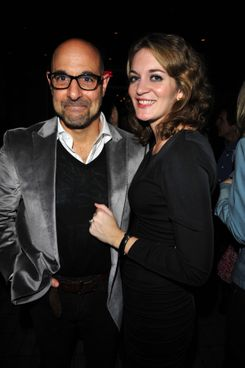 Stanley Tucci, Felicity Blunt==RAMPART private screening and after-party==Landmark Theatres Sunshine Cinema and Garden Room at Imperial No. Nine Mondrian Soho N.Y.C.==November 01, 2011==? Patrick McMullan==Photo - CHANCE YEH/PatrickMcMullan.com====