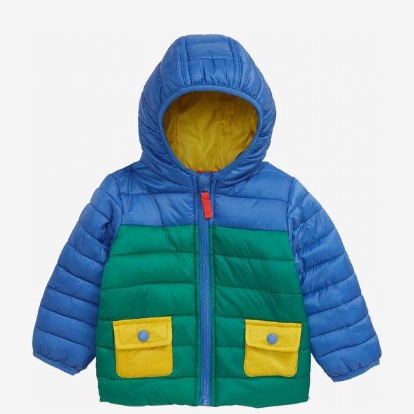 Mini Boden Cosy Padded Jacket