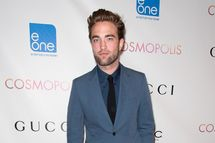 "Robert Pattinson attends the ""Cosmopolis"" premiere at The Museum of Modern Art on August 13, 2012 in New York City."