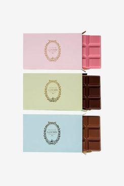 Mini Ladurée Chocolate Bars