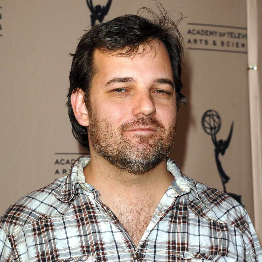 Dan Harmon - TELEVISION ACADEMY'S DIVERSITY COMMITTEE AND SONY PICTURES TELEVISION PRESENT NIGHT SCHOOL WITH COMMUNITY - Leonard H. Goldenson Theatre, North Hollywood, CA