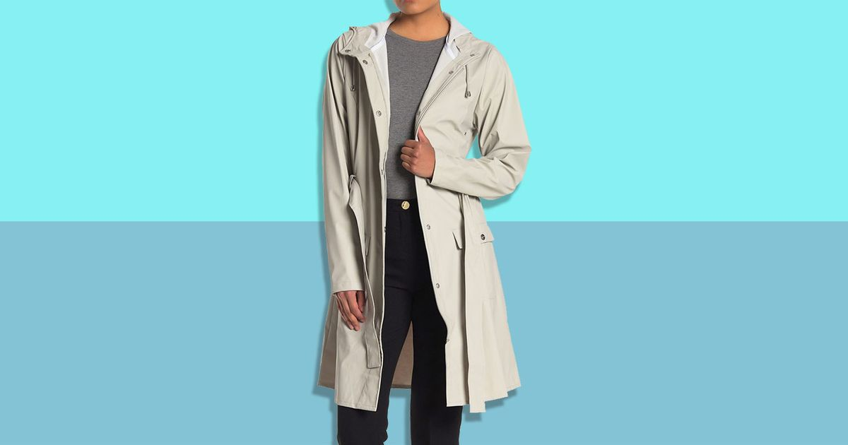 This Summer-Weight Slicker From Cool-People-Approved Rains Is Just $34
