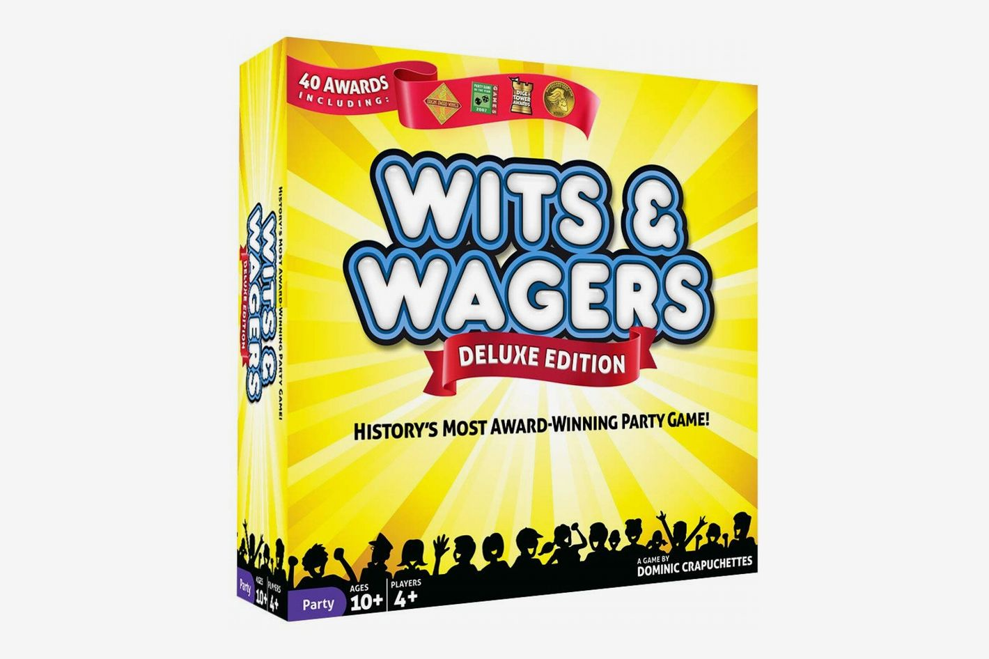 <em>Wits & Wagers</em> Board Game