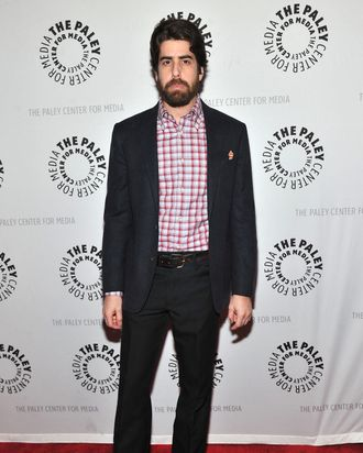 Actor Adam Goldberg attends The Paley Center For Media Presents New York Premiere Of