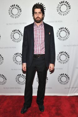 "NEW YORK, NY - APRIL 12:  Actor Adam Goldberg attends The Paley Center For Media Presents New York Premiere Of ""NYC 22"" at Paley Center For Media on April 12, 2012 in New York City.  (Photo by Mike Coppola/Getty Images)"