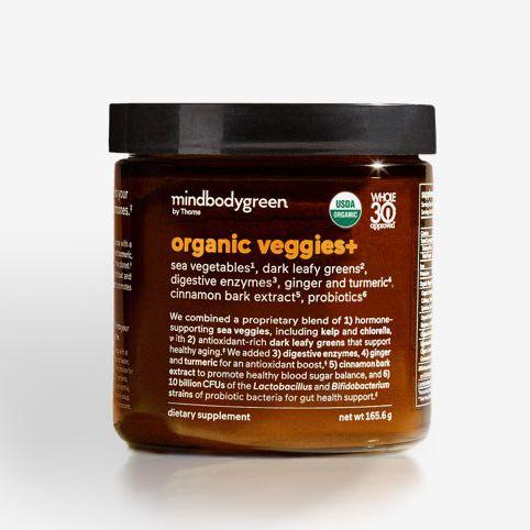 MindBodyGreen Organic Veggies+