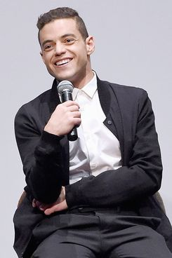 "SAG Foundation Conversations With Rami Malek, Christian Slater Of ""Mr. Robot"""