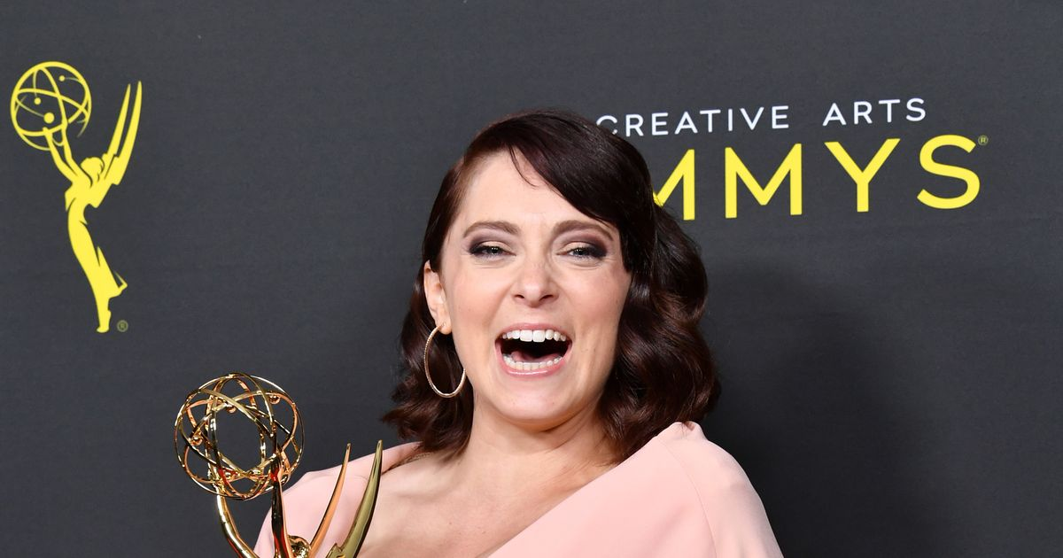 Rachel Bloom Wins an Emmy, Announces Pregnancy