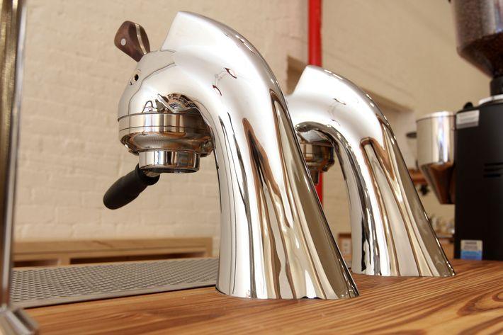 The almighty Modbar brewing system!