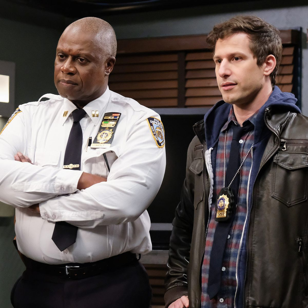 Brooklyn Nine Nine Renewed For Eighth Season At Nbc