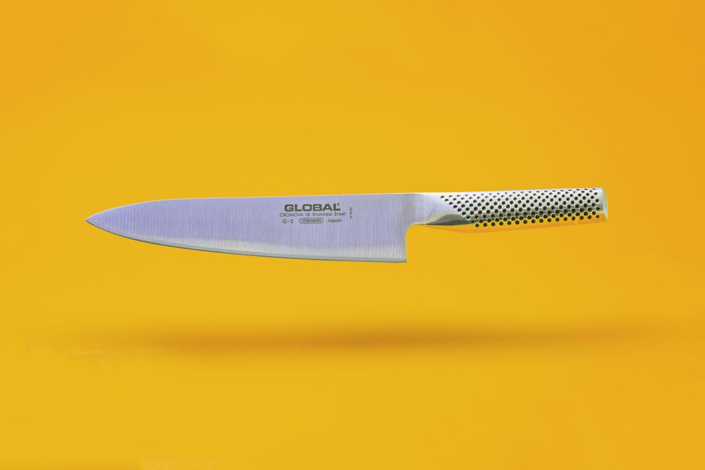 The best chef's knife you can buy is the Global G-2 — the Strategist's everything guide to knives.