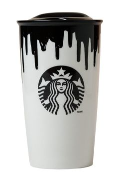 Band Of Outsiders Gets Drippy With Starbucks Collaboration