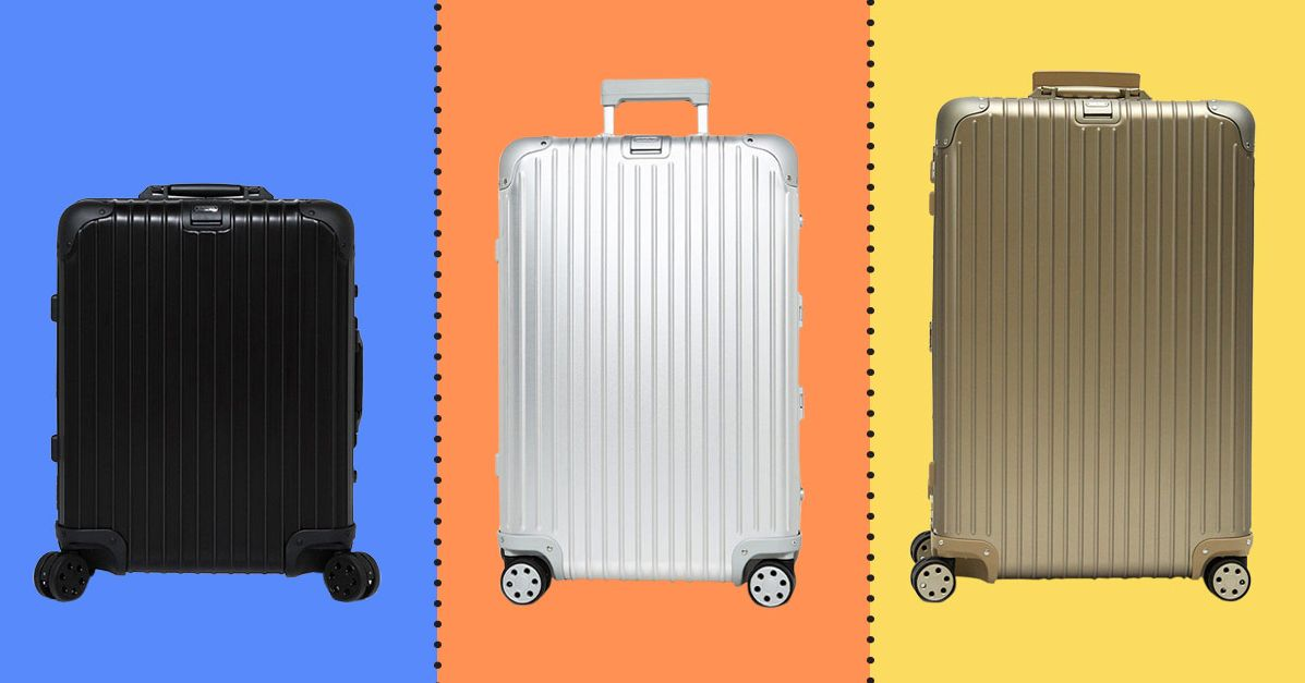 rimowa luggage sale at need supply 2018