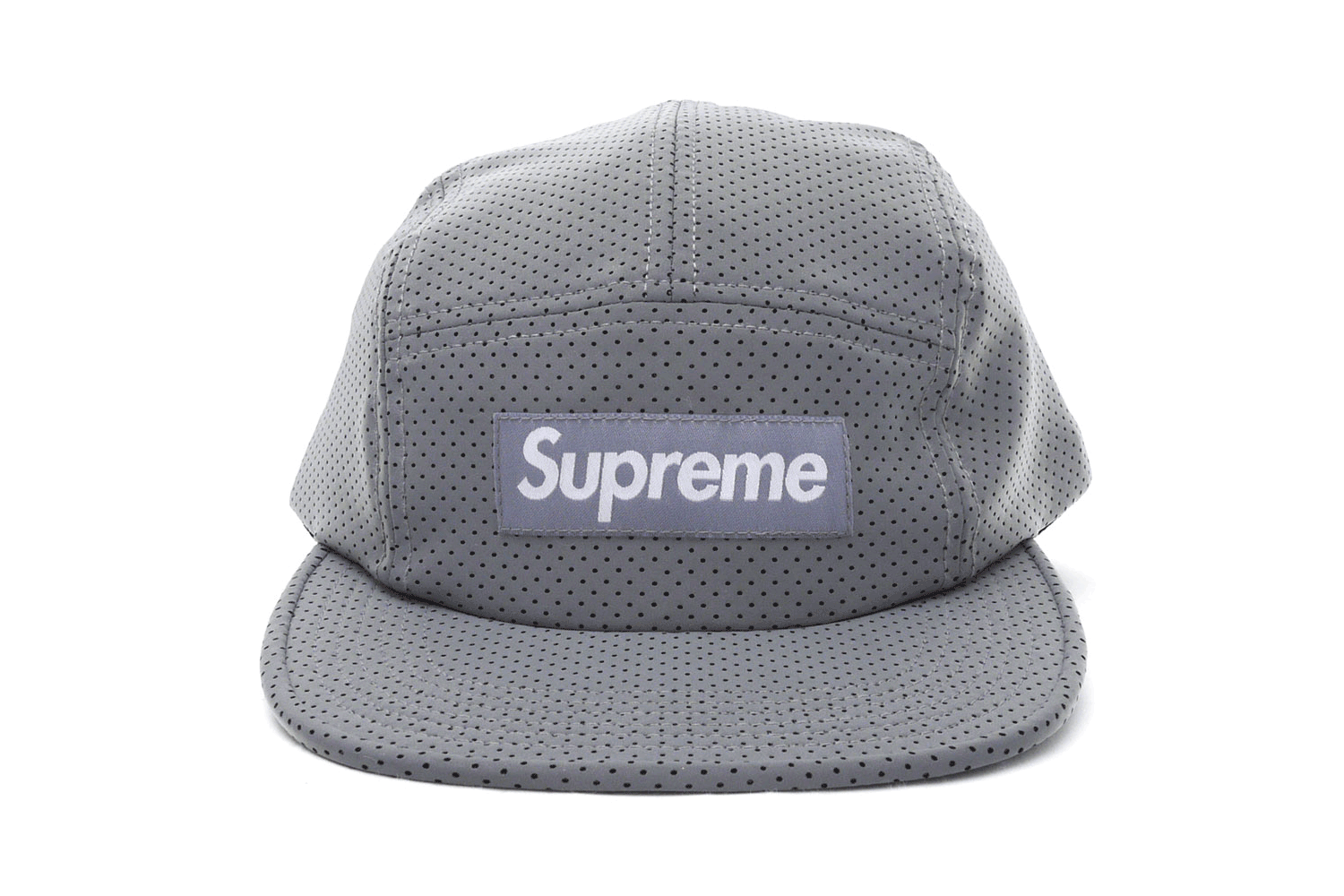 Perforated Camp Cap