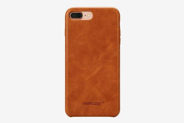 Jisoncase Slim Back Cover Snap Grip Case