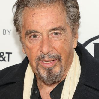Al Pacino Is Finally P...