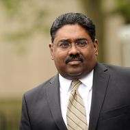 Raj Rajaratnam, the founder of the Galleon Group, leaves United States Federal Court after being found guilty of  insider trading in New York, New York, USA, 11 May 2011. Rajaratnam was convicted of five conspiracy counts and nine securities fraud charges.