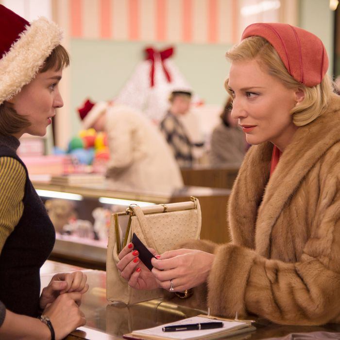Carol A Rare Movie That Escapes The Male Gaze