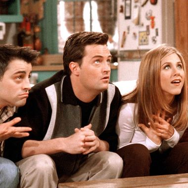 Can You Guess Famous Friends Lines?