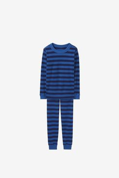Hanna Andersson Kids Organic Cotton 2-Piece Long-Sleeve Pajama Set