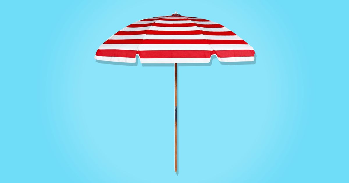 8eee1ebd24 The 5 Best Beach Umbrellas 2019