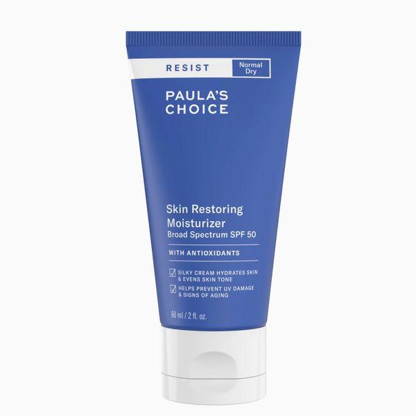 PAULA'S CHOICE Resist Skin Restoring Moisturizer SPF 50
