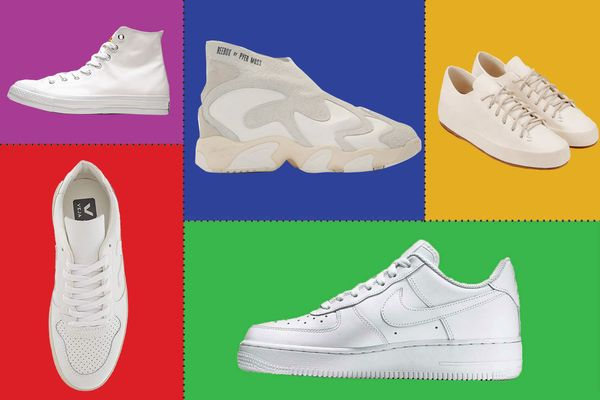 29 Best White Sneakers for Women 2020 | The Strategist | New