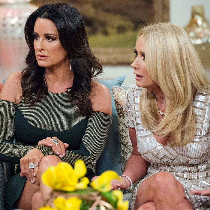The Real Housewives of Beverly Hills recap: 'Reunion Part 2'