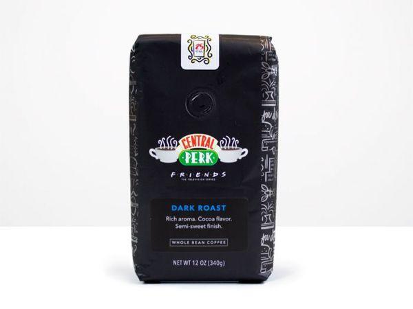 Coffee Bean & Tea Leaf Central Perk Dark Roast Whole Bean Coffee