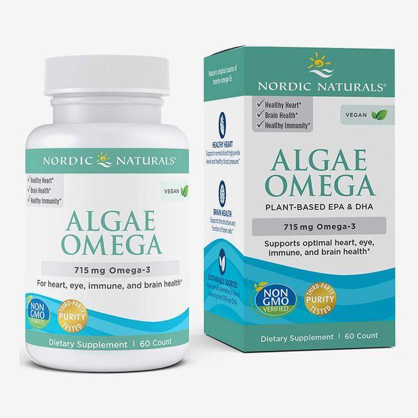 Nordic Naturals Algae Omega-3 Vegan Supplement