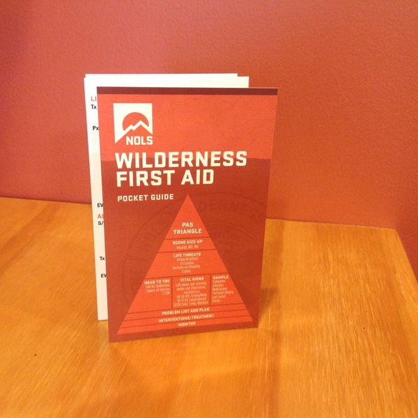 NOLS Wilderness Medicine Pocket Guide