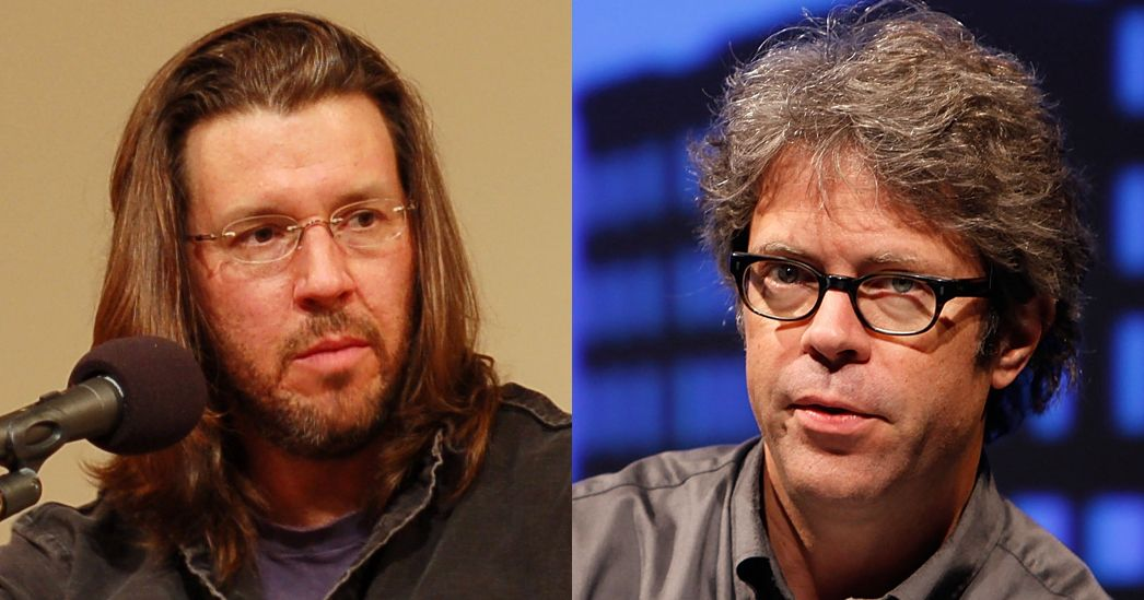 jonathan franzen david foster wallace essay Farther away, by jonathan franzen and david foster wallace, franzen's october while jonathan franzen's essay collections disappoint.