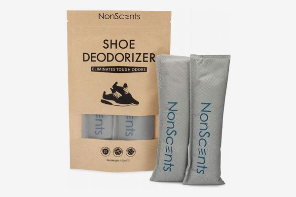 NonScents Shoe Deodorizer, 2-pack