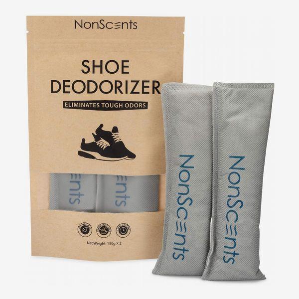 NonScents Shoe Deodorizer, 2-pack