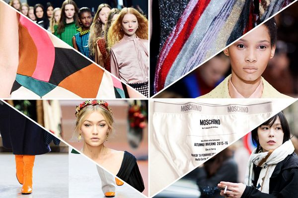 All of the Magic, Dizzying Moments From Milan