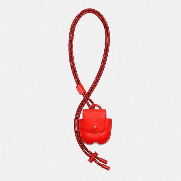 Coach Wireless Earbud Case