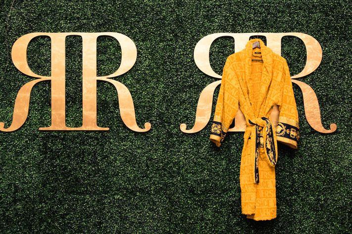 Where Rick Ross's robe lives.
