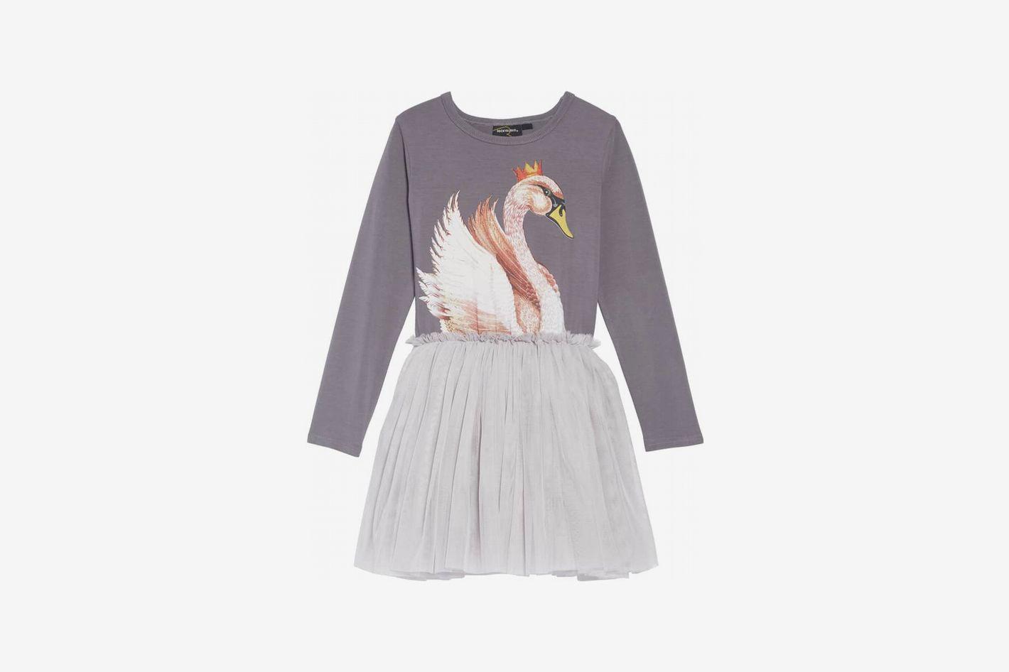 Swan Lake Circus Dress