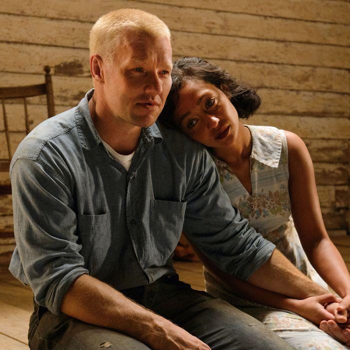 Joel Edgerton and Ruth Negga in Jeff Nichols' <em>Loving.</em>