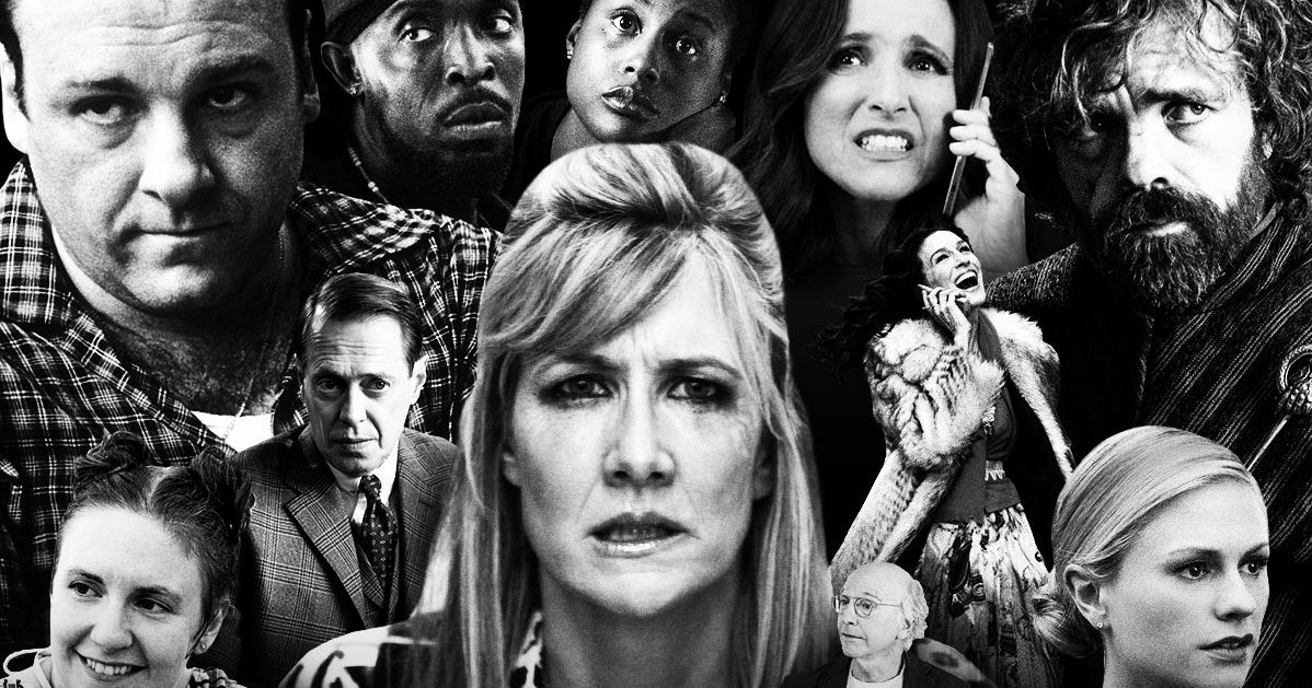 Sitcom That Dare Not Speak Its Real >> Every Hbo Show Ranked