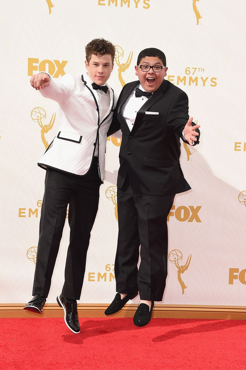 Nolan Gould, Rico Rodriguez - See All of the Red-Carpet ...