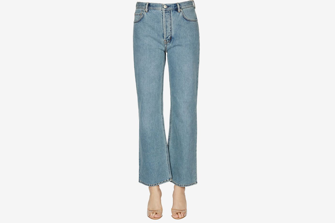 Acne Studios Taguhy Straight Denim Jean