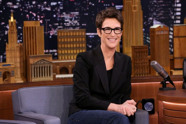 Roger Ailes Offered Rachel Maddow A Job To Keep Her Off Air