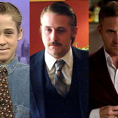 Analyzing The History Of Ryan Gosling S Ever Moving Hair Part