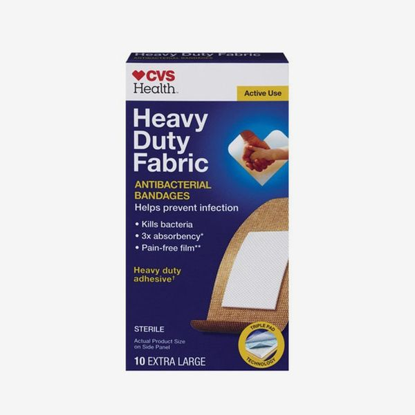 CVS Heavy Duty Fabric Anti-bacterial Bandages