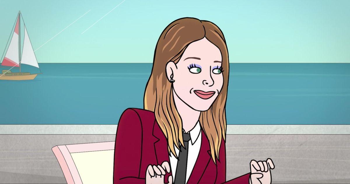 BoJack Horseman's Jessica Biel Jokes Get Intense in Season 4
